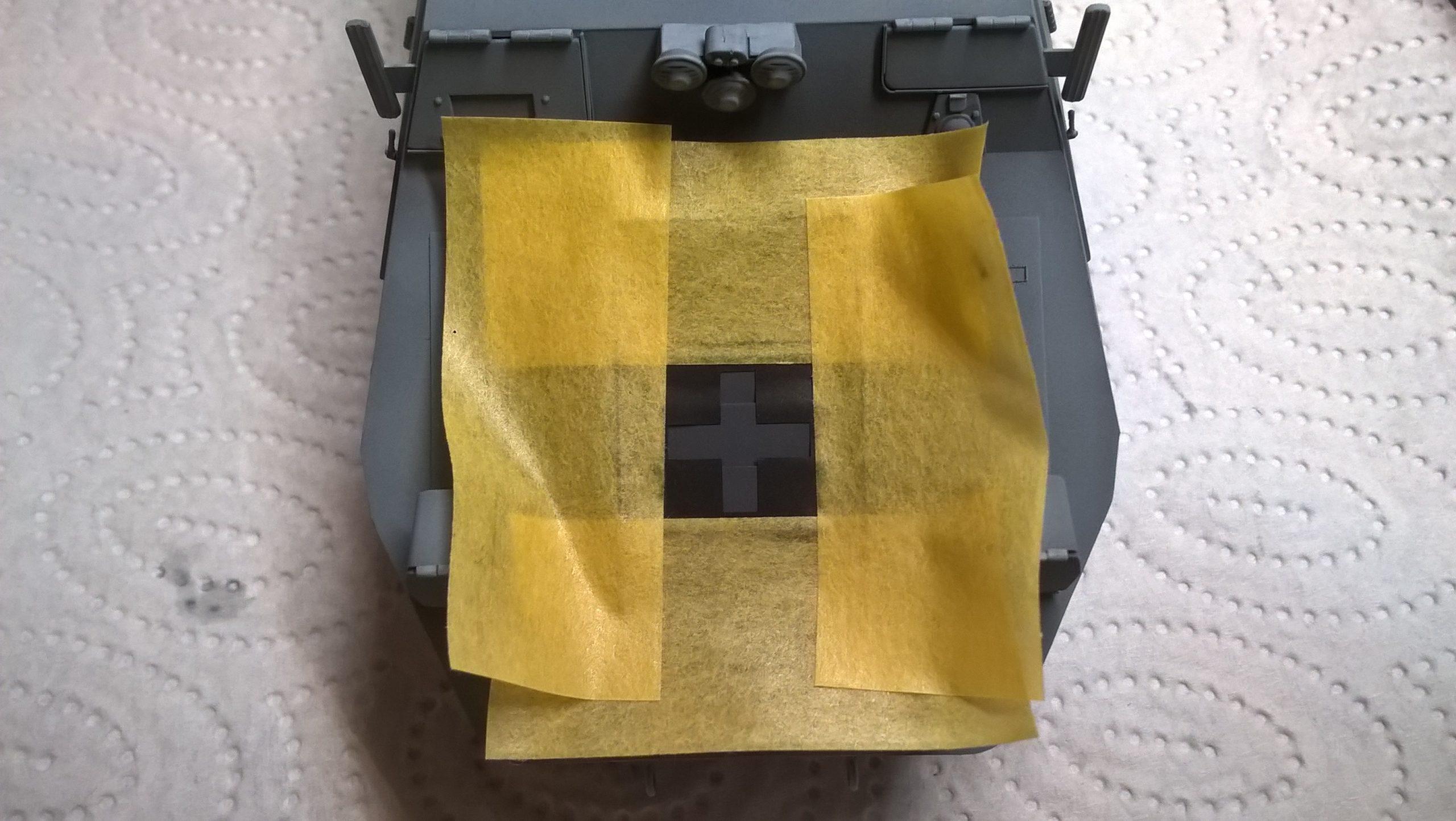Model M35 Mittlere Panzerwagen 055