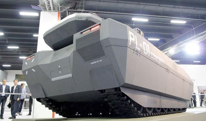Model PL 01 Concept 002