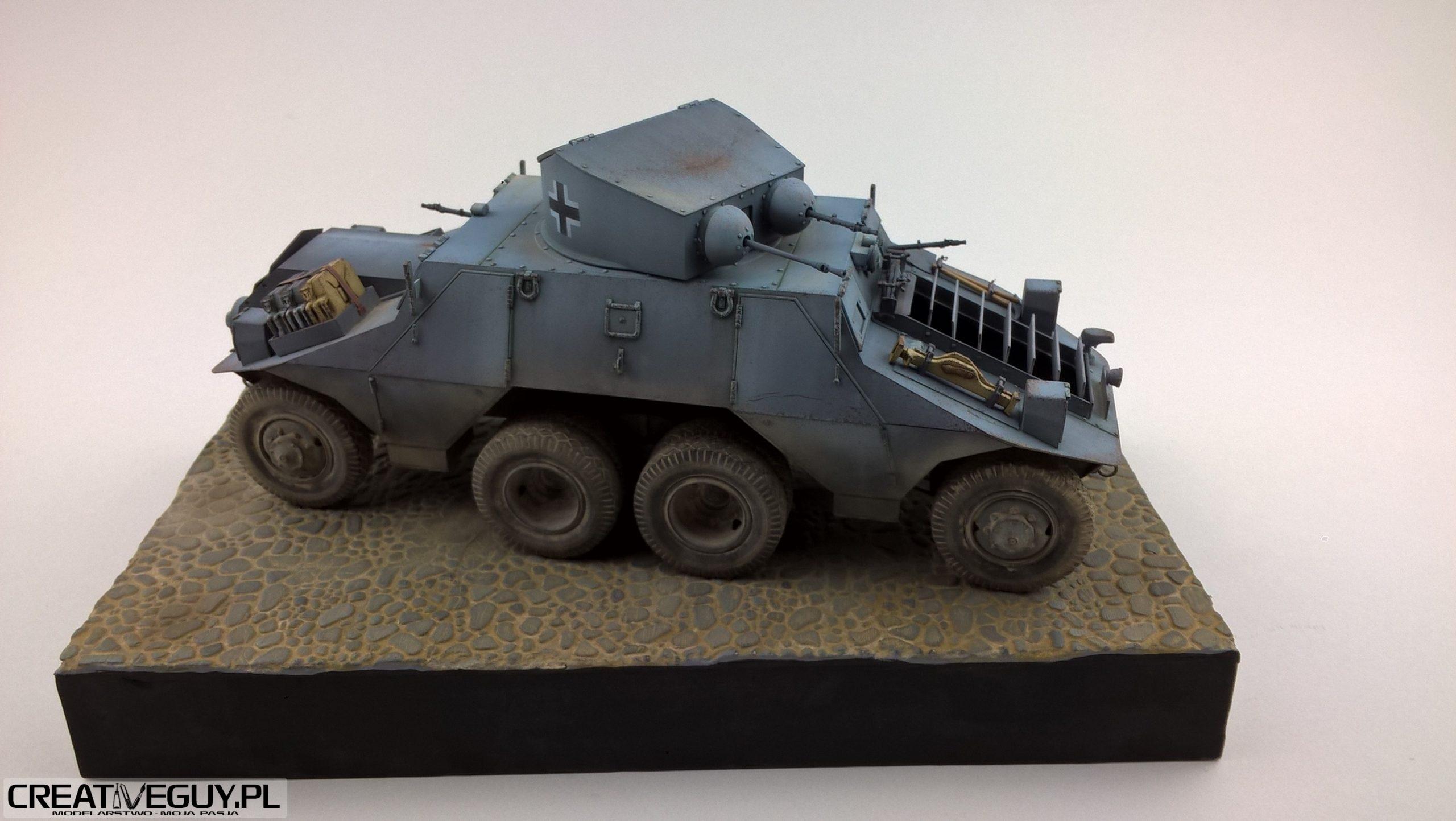 Model M35 Mittlere Panzerwagen 111