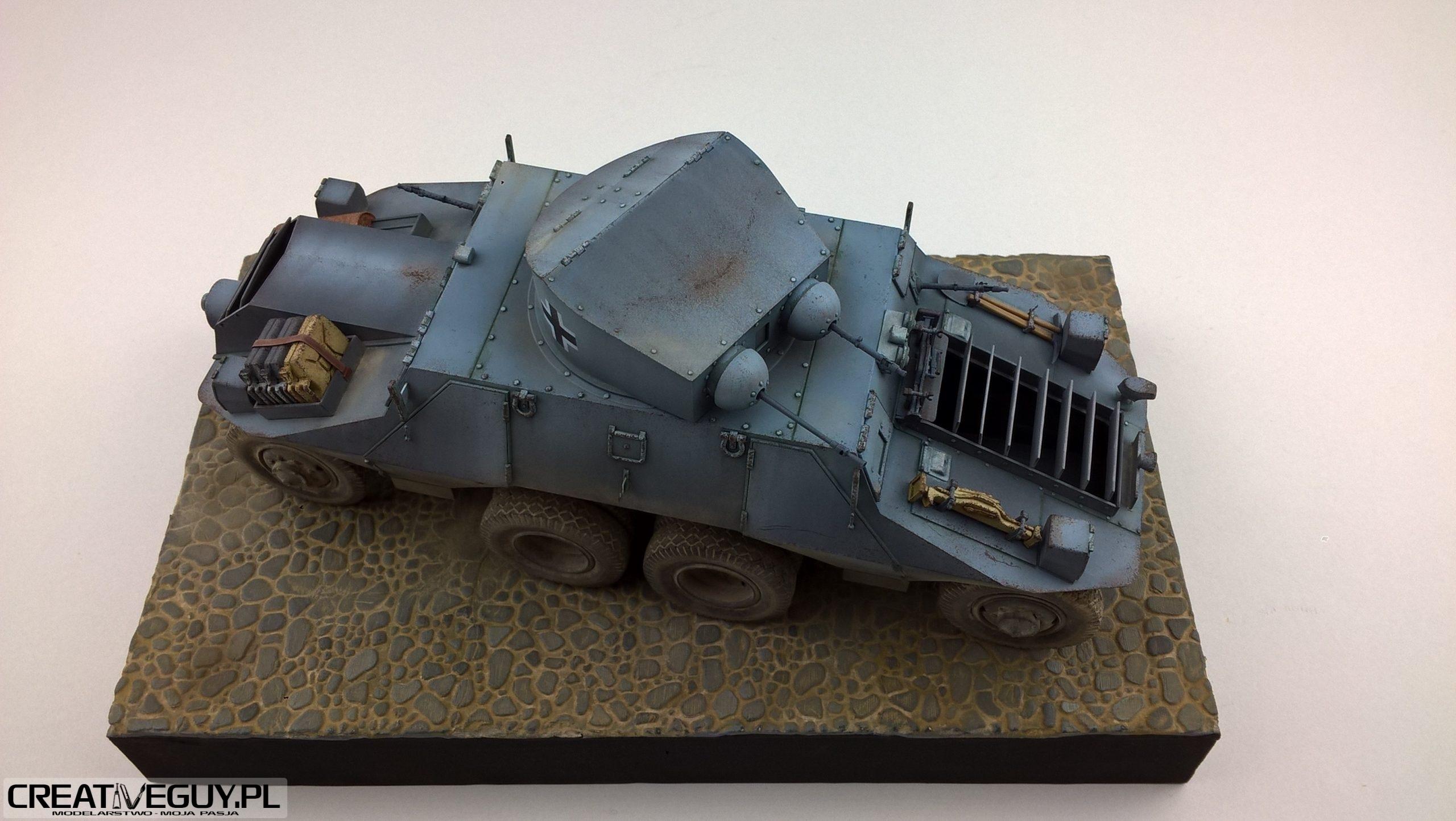 Model M35 Mittlere Panzerwagen 112