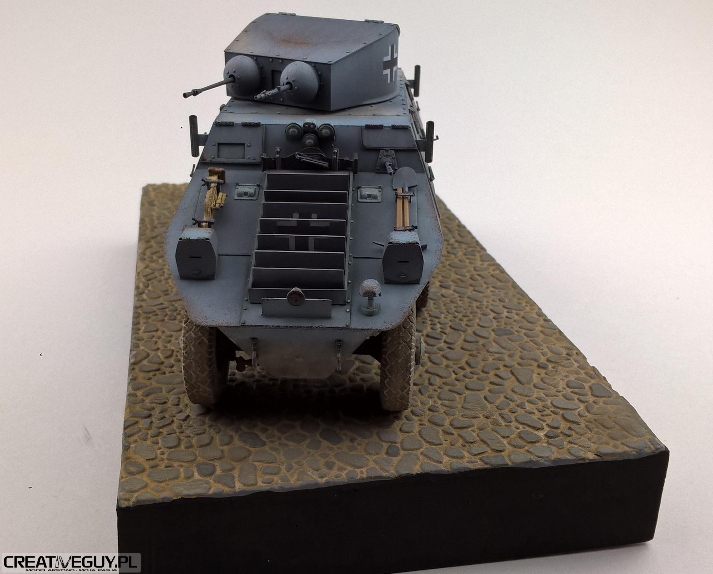 Model M35 Mittlere Panzerwagen 115