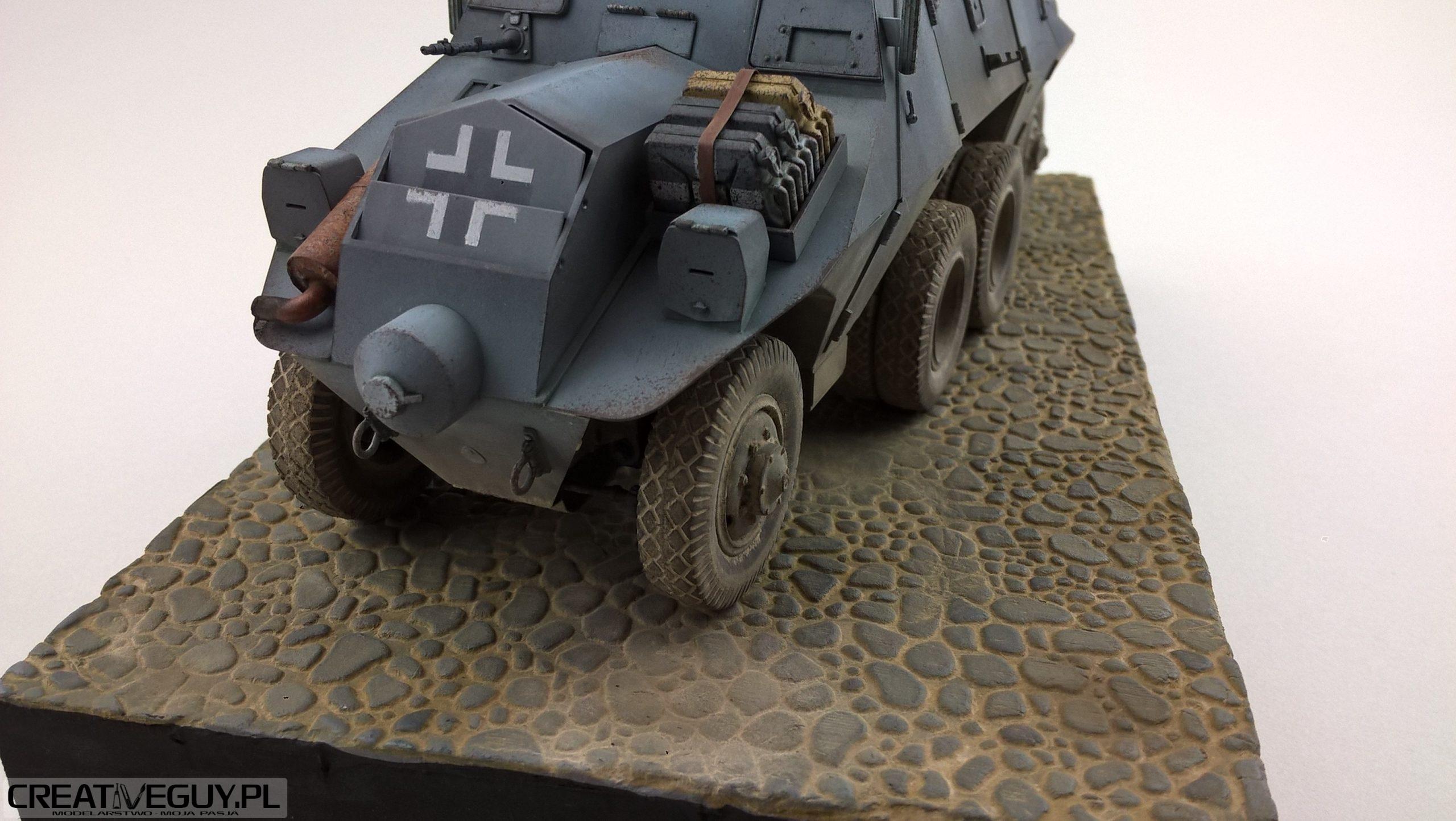 Model M35 Mittlere Panzerwagen 118