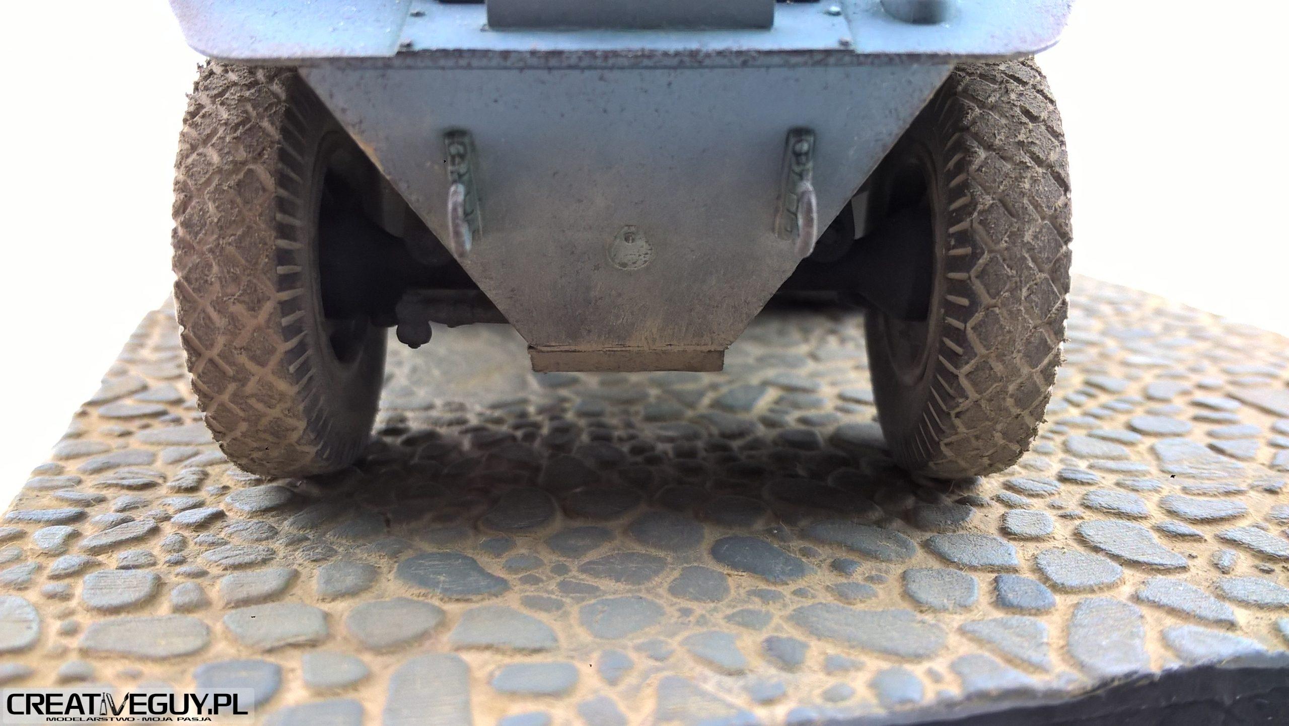 Model M35 Mittlere Panzerwagen 128