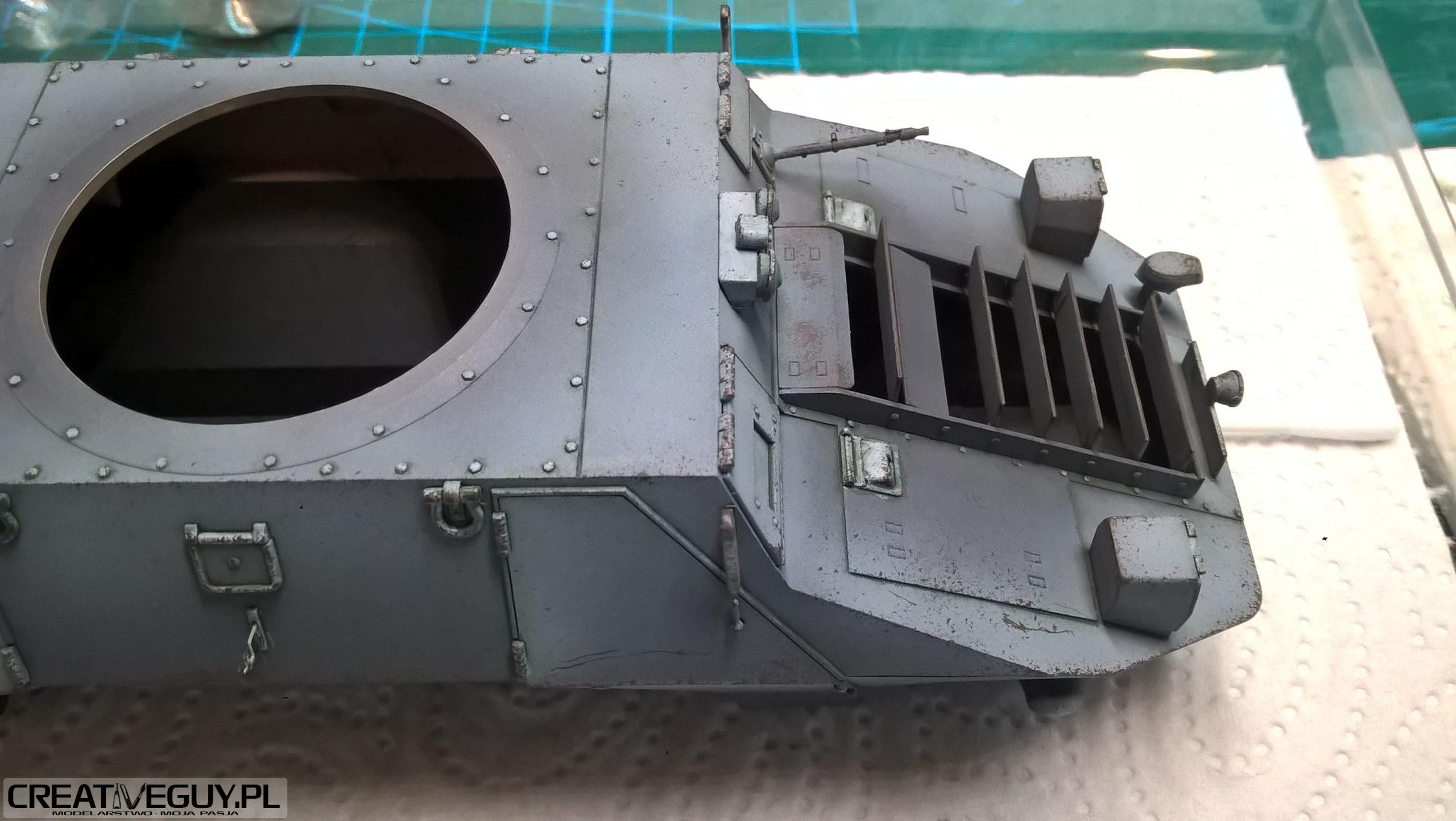 Model M35 Mittlere Panzerwagen 66