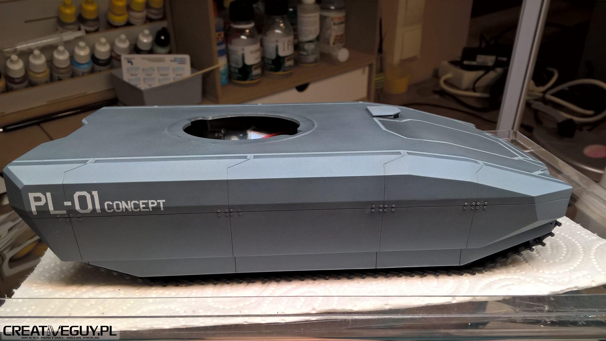 Model PL 01 Concept 061