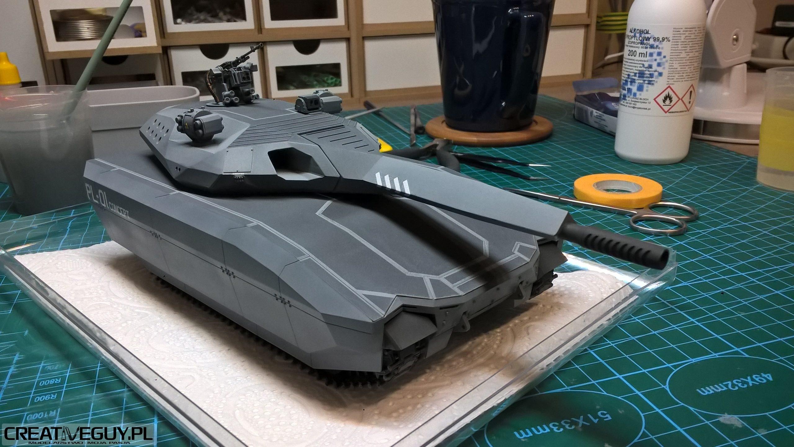 Model PL 01 Concept 066