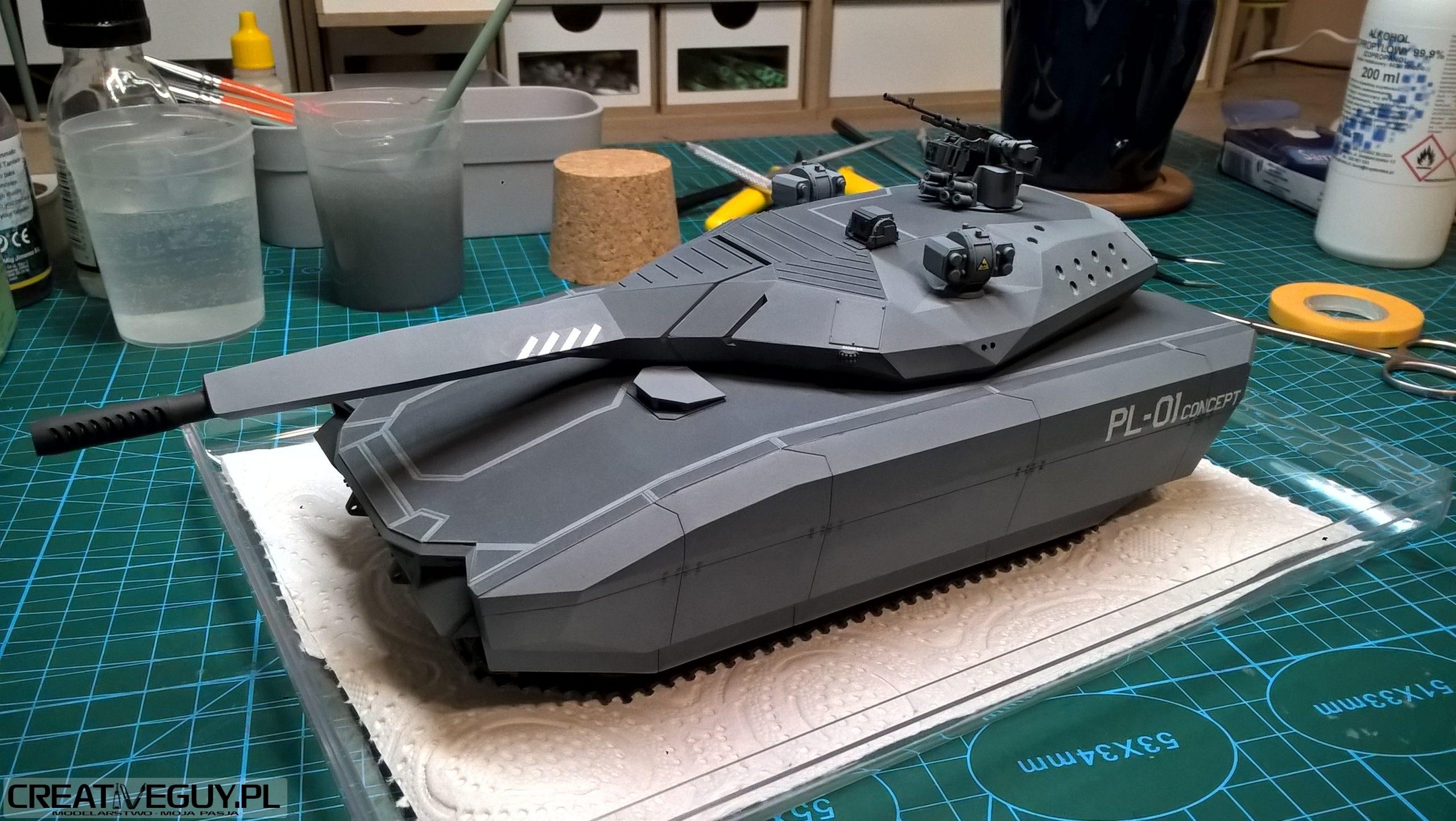 Model PL 01 Concept 067