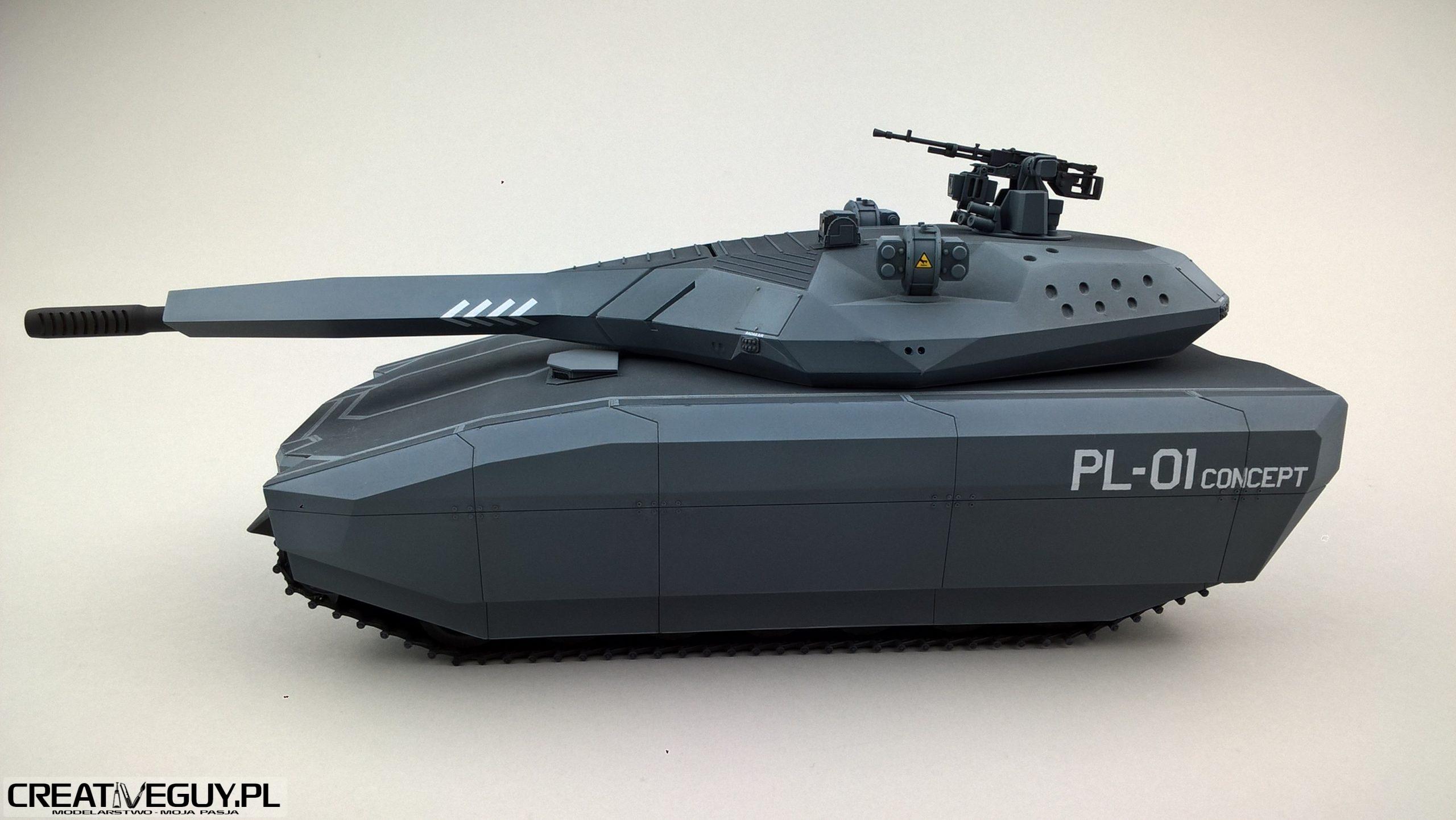 Model PL 01 Concept 080