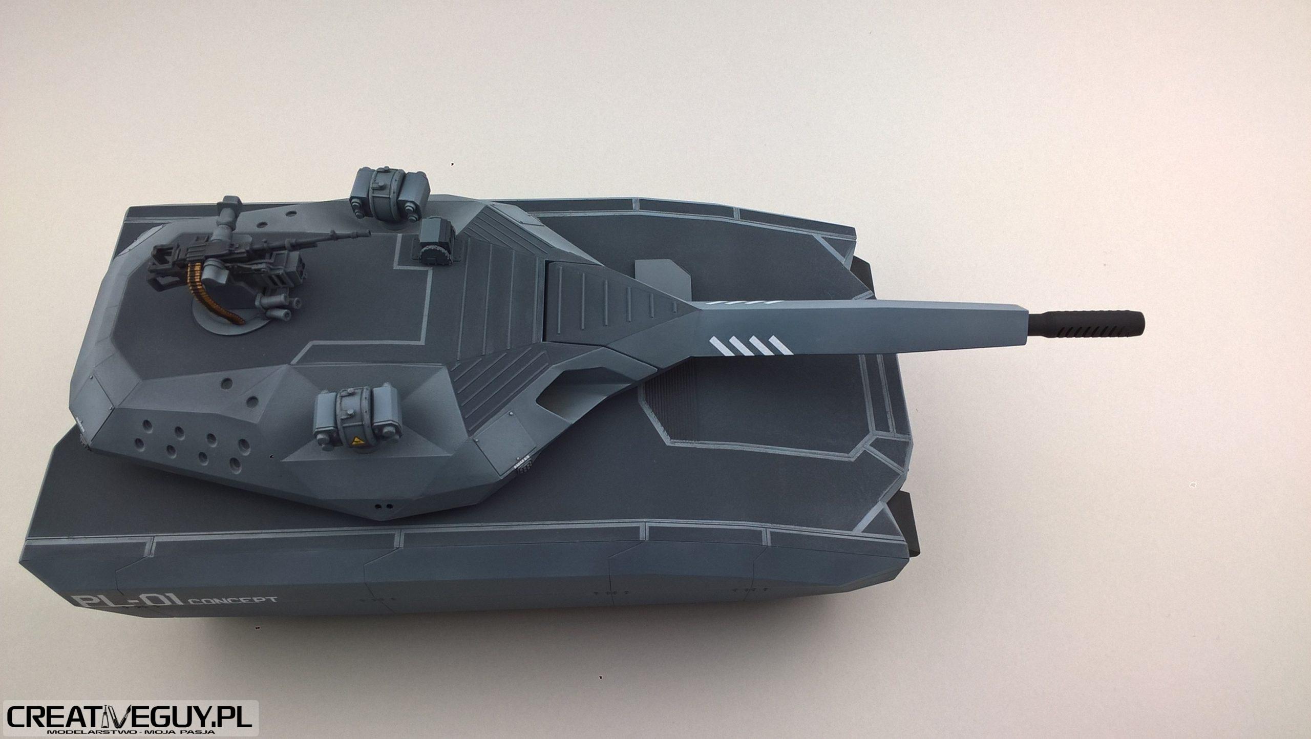 Model PL 01 Concept 081