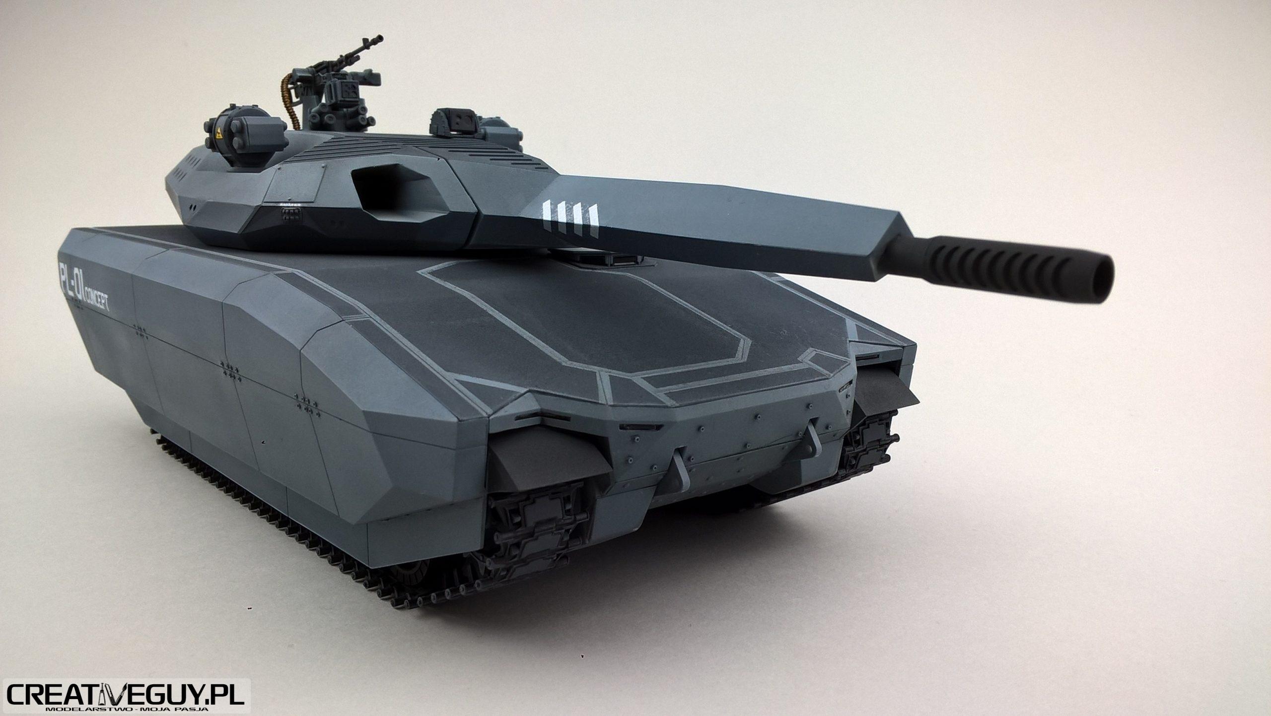 Model PL 01 Concept 082